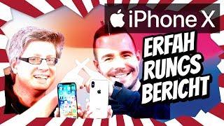 Apple iPhone X - Unser Erfahrungsbericht (Deutsch)