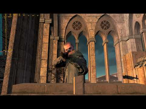 Lets play Sniper Elite V2 Remastered 4K ultra 4x supersampling Gameplay 8 |