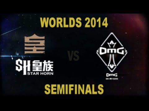[2014 World Championship Semi Finals] SHR Vs. OMG G3
