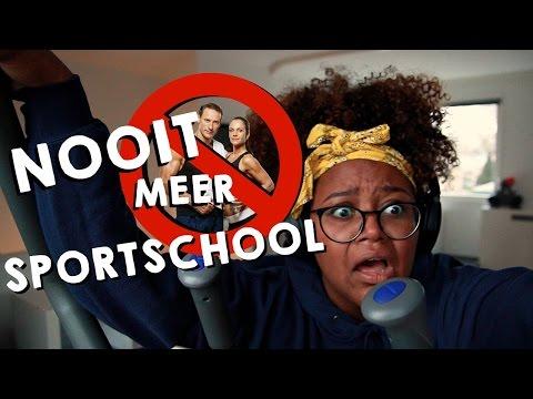 WAAROM ik NOOIT naar de SPORTSCHOOL Ga!!!