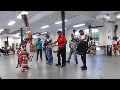 MUSICIANS OF BERMUDA GOMBEY REVUE  HAMILTON  BERMUDA