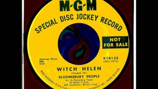 BLOOMSBURY PEOPLE - WITCH HELEN.wmv