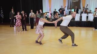 ILHC 2017 All-Star Strictly Lindy Hop Finals
