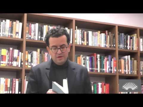Hisham Matar @ The American Library in Paris | 18 January 2017
