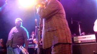 George Clinton at Toad