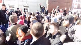 Навальный в Барнауле 20.03.17 на встрече волонтеров  полная версия в двух частях часть2