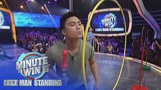 Mega Bubble | Minute To Win It - Last Man Standing
