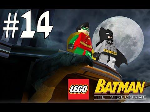 Lego Batman - Part 14 Zoo's Company - YouTube