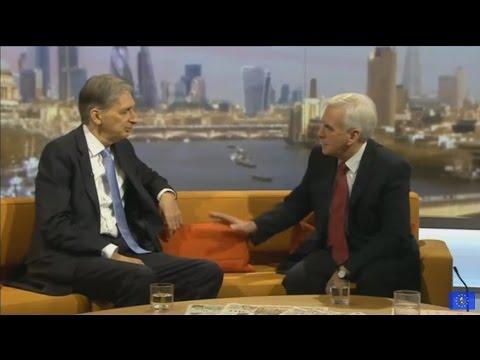 Autumn statement preview: John McDonnell vs Philip Hammond