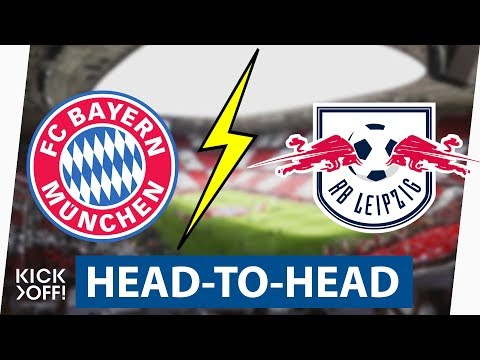 FC Bayern vs RB Leipzig | Top of the Table Clash | MD 10 | head-to-head