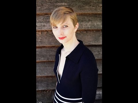 Chelsea Manning releases first photo of herself since leaving prison