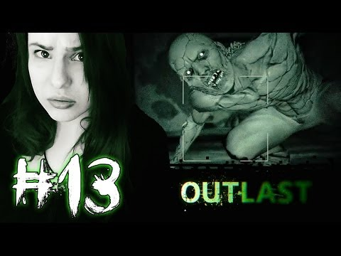 Outlast | Walkthrough with Facecam | Part...
