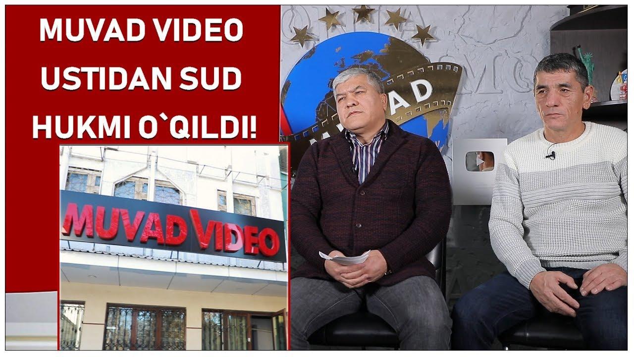 Download MUVAD VIDEO  USTIDAN SUD  HUKMI O`QILDI!