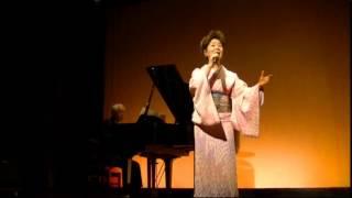 日本クラウン 八木春子  桜の花のように なかの芸能小劇場