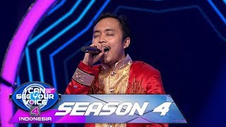Yang Kaya Gini Dieliminasi?? SANG PRAJURIT [SELOW] - I Can See Your Voice Indonesia (14/1)