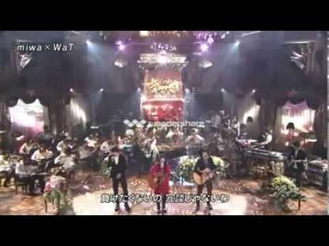 WaT feat Miwa - Don't Cry Anymore, 24/7