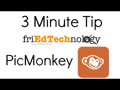 3 Minute Tip: PicMonkey