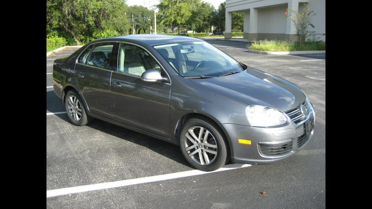 2006 volkswagen jetta tdi leather mp3 cd changer sunroof video loaded sold youtube. Black Bedroom Furniture Sets. Home Design Ideas
