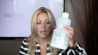 How To Use Peroxide Color Developers to avoid Orange Hair