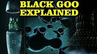 ALIEN: COVENANT - BLACK GOO EXPLAINED - WHAT IS THE BLACK GOO? PROMETHEUS: ORIGINS