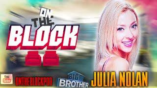 On the Block | Julia Nolan | Big Brother 17 | Game Rundown