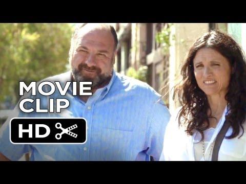 Enough Said Movie   Threesomes 2013  James Gandolfini Movie HD