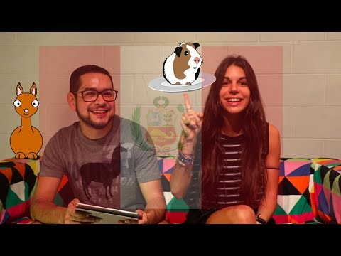 Peruvians React To Their National Stereotypes