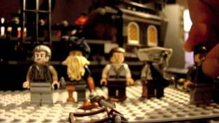 Lego Disney Pirates of the Caribbean Review 4184 Black Pearl Review