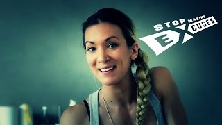 """Cornelia Ritzke: Full Day of Eating """"Stop Making Excuses"""" - deutsch / english subs"""