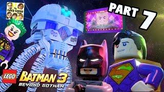 Lets Play Lego Batman 3 - Hide N' Seek Grundy & Killer Croc (Pt 7 BEYOND GOTHAM) Space Station END