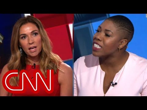 CNN panelist: Don\'t speak to me like that