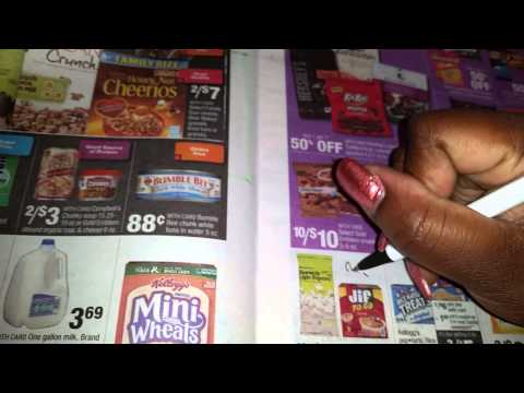 Couponing 101 youtube