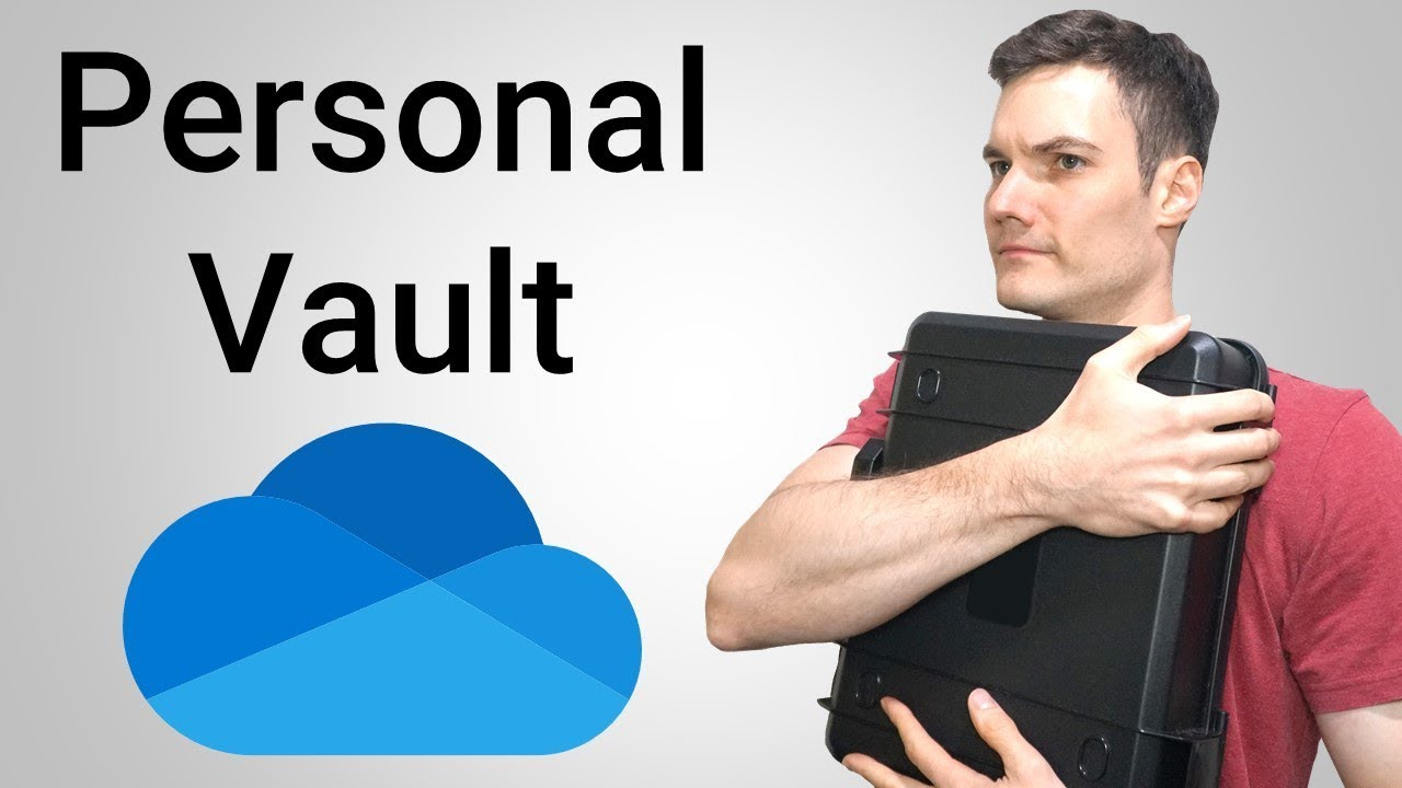 First Look at the New OneDrive Personal Vault