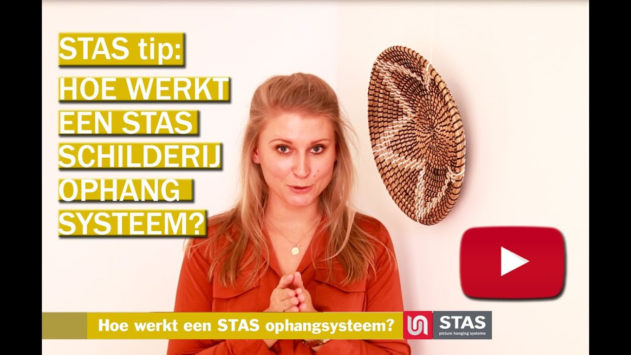 9422150fab2 Ophangsysteem? Die koop je bij STAS schilderij ophangsystemen! - stas.nl