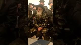 Viznitz Rebbe R' Mendel Menachem Avel  R' Shmuel Halberstam - Adar 5780