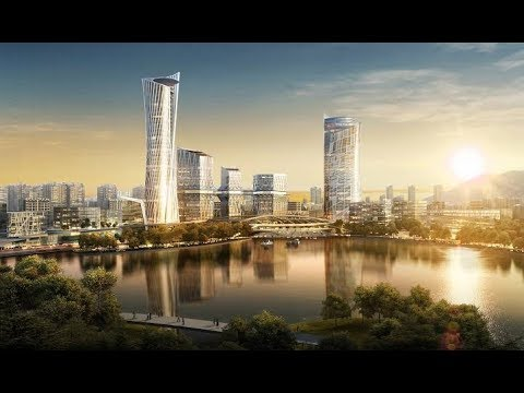 Xuzhou City,Jiangsu,China | Full City in 2019 | A historical city.