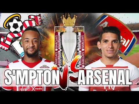 Southampton vs Arsenal - Lets End Our Awful Record Here - Preview & Predicted Line Up