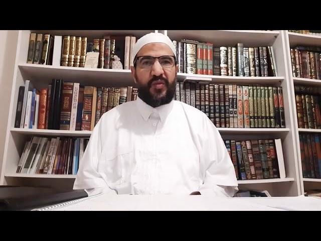 أيها الأحباب! رمضان على الأبواب!فهل طردنا الله من بيوته ورحمته-الشيخ أحمد الهبطي ابوخالد