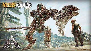 Ark Extinction - Giant Tek Mech!!!