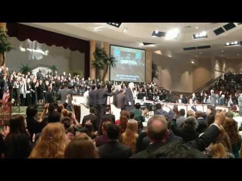 """Hallelujah anyhow"" Landmark Conference 2017"