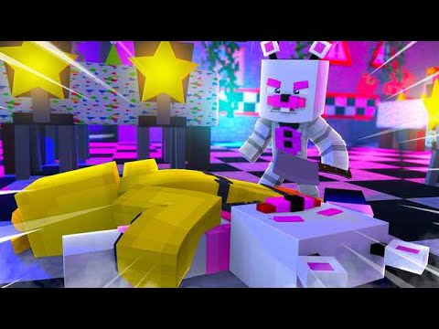 Helpy Kills Funtime Freddy and Chica ?! | Minecraft FNAF Roleplay