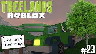 Roblox -Treelands beta 🍏 #23 [CZ/SK]