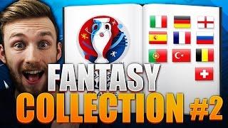 CO ZA (NIE)SZCZĘŚCIE! | FANTASY COLLECTION #2 | FIFA 16
