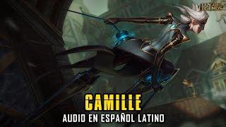 Camille | Voz latina [League of Legends]