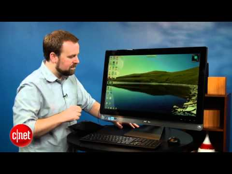 Asus ET 2700 desktop review