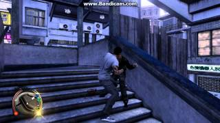 Sleeping Dogs Parkour,freerunning,fighting Scenes And Mega Crashes