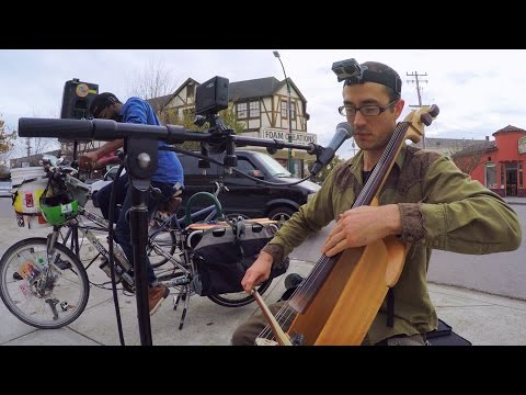 GoPro Music: The Wildest Beatboxing Cellist in the West