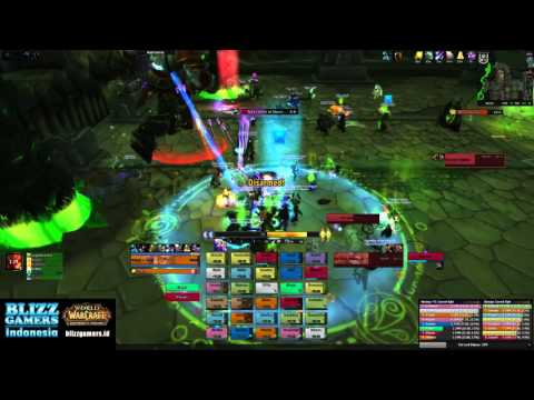 WoW Livestream: HFC Heroic 27 Feb 2016