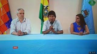 Maduro y la izquierda latinoamericana denuncian un 'golpe de Estado' en Bolivia