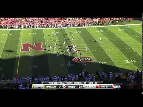 2010 - Missouri at Nebraska